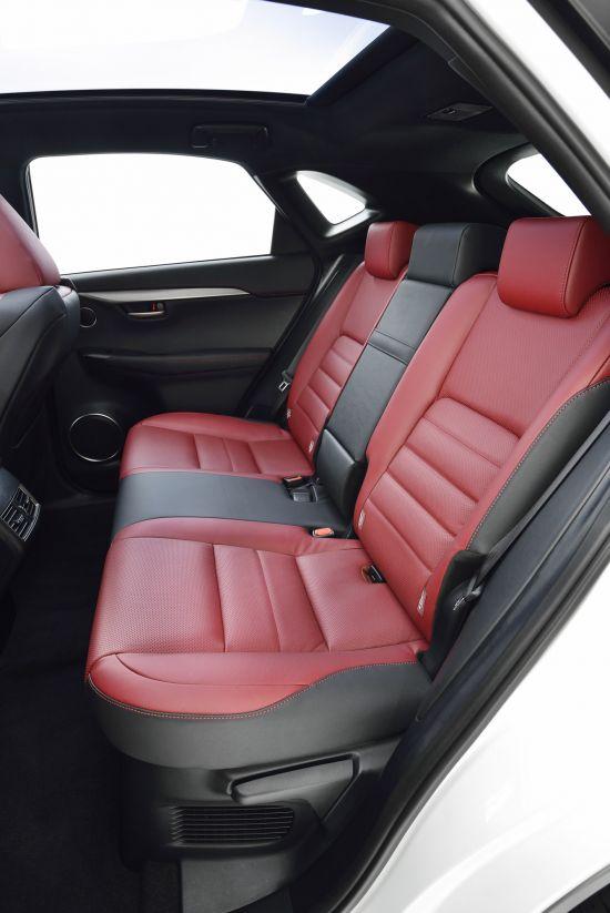 Lexus NX 300h Sports Luxury