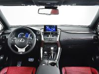 2014 Lexus NX 300h Sports Luxury, 34 of 42
