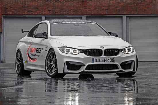 Lightweight BMW M4