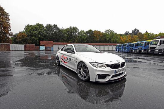 Lightweight BMW M4