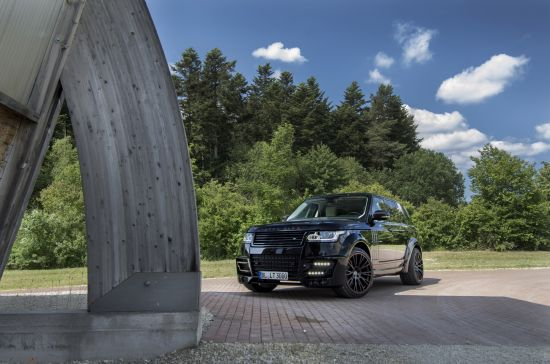 2014 Lumma Design Range Rover Clr R Carbon Picture 96140