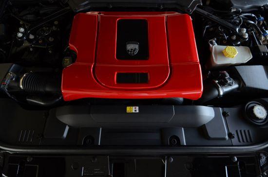 Lumma Design Range Rover CLR R Carbon