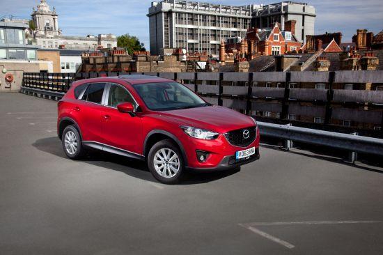 Mazda CX-5 SE-L Lux