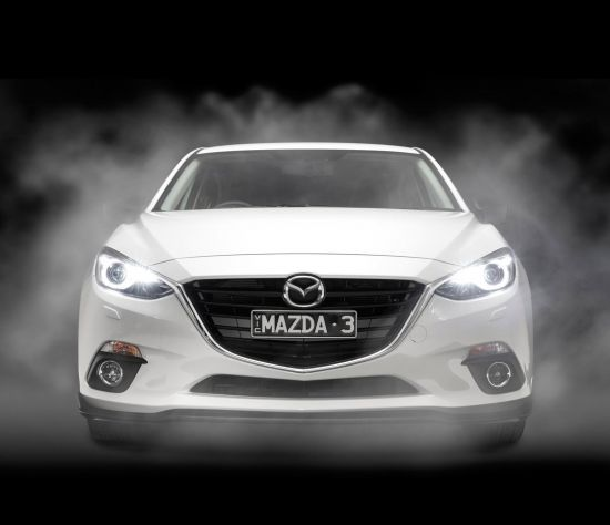 Mazda3 Kuroi Sports Package
