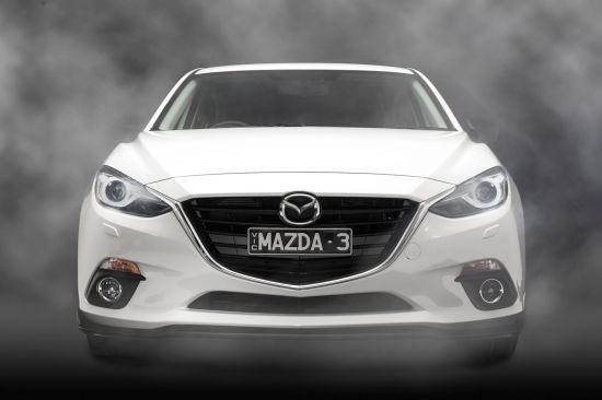 Mazda3 Kuroi Sports Package