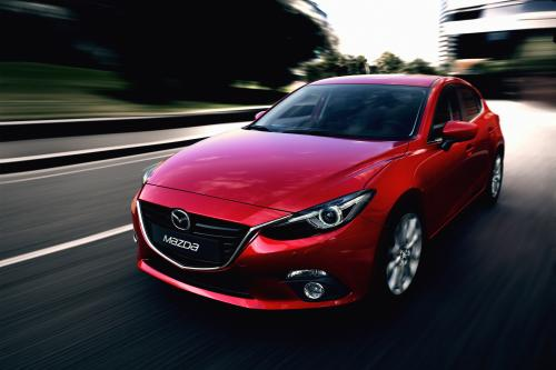 2014 Mazda3 - улучшенный дизайн и топливная экономичность
