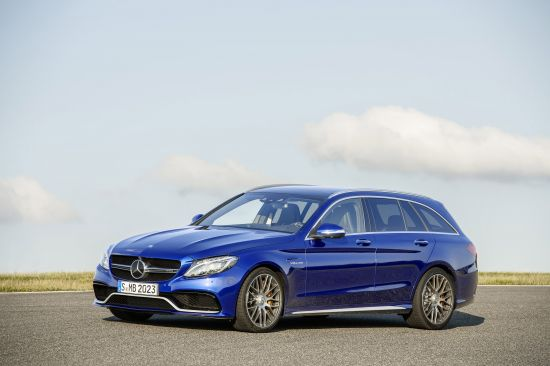 Mercedes AMG C 63 Saloon and Estate