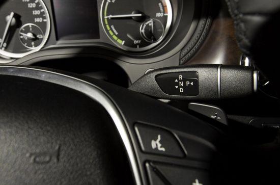 Mercedes-Benz B-Class Electric Drive