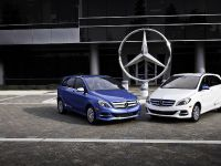 2014 Mercedes-Benz B-Class Electric Drive , 56 of 76