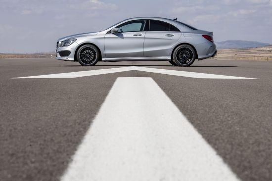 Mercedes-Benz CLA 250 US