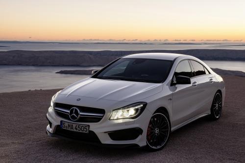 2014 Mercedes-Benz CLA 45 AMG - US Цена, $47,450