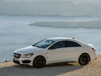 2014 Mercedes-Benz CLA 45 AMG, 12 of 27