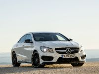 2014 Mercedes-Benz CLA 45 AMG, 13 of 27
