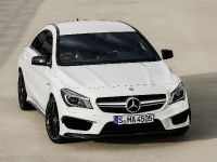 2014 Mercedes-Benz CLA 45 AMG, 17 of 27