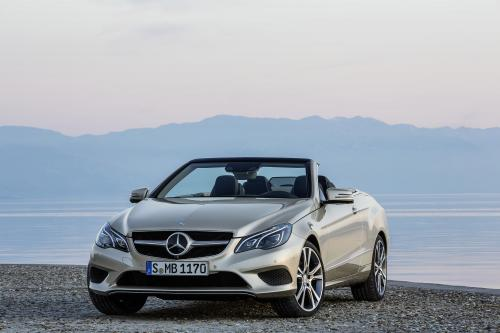 2014 Mercedes-Benz E-Class Cabriolet , 1 of 12