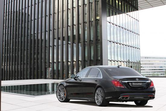 Mercedes-Benz IMSA S 63L 4M