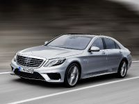 2014 Mercedes-Benz S 63 AMG, 1 of 7