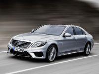 2014 Mercedes-Benz S 63 AMG, 1 of 7