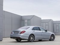 2014 Mercedes-Benz S 63 AMG, 4 of 7