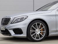 2014 Mercedes-Benz S 63 AMG, 5 of 7