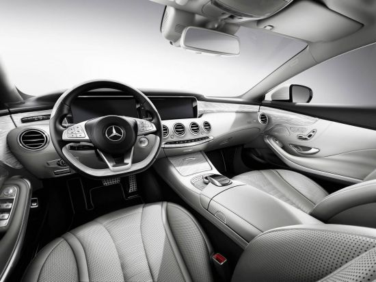 Mercedes-Benz S-Class Coupe AMG Line