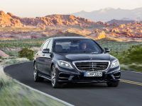 2014 Mercedes-Benz S-Class, 16 of 36