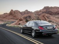 2014 Mercedes-Benz S-Class, 31 of 36
