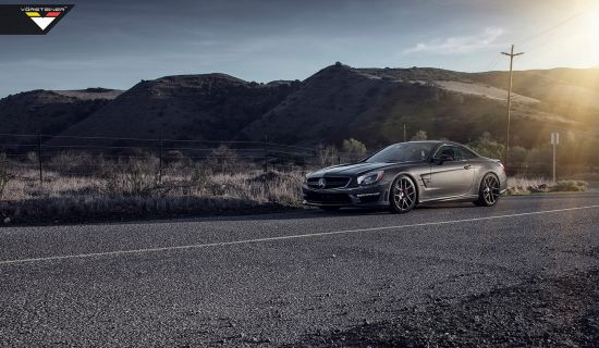 Mercedes-Benz SL63 AMG Flow Forged V-FF 101