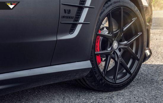 Mercedes-Benz SL63 AMG Flow Forged V-FF 101