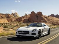 2014 Mercedes-Benz SLS AMG Coupe Black Series, 3 of 23
