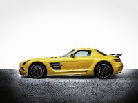 2014 Mercedes-Benz SLS AMG Coupe Black Series, 10 of 23