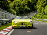 2014 Mercedes-Benz SLS AMG Coupe Electric Drive Production Car, 1 of 13