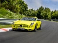2014 Mercedes-Benz SLS AMG Coupe Electric Drive Production Car, 8 of 13