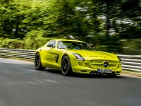 2014 Mercedes-Benz SLS AMG Coupe Electric Drive Production Car, 9 of 13