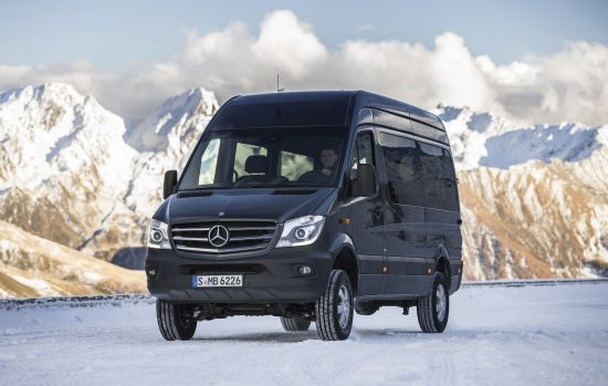 Mercedes-Benz Sprinter 4x4