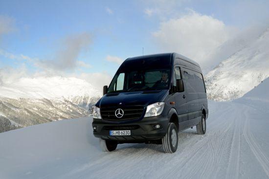 Mercedes-Benz Sprinter 4x4