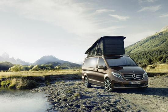 Mercedes-Benz V-Class Marco Polo