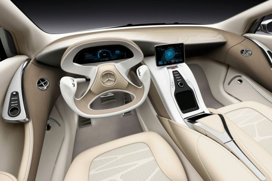 Mercedes BLS Concept