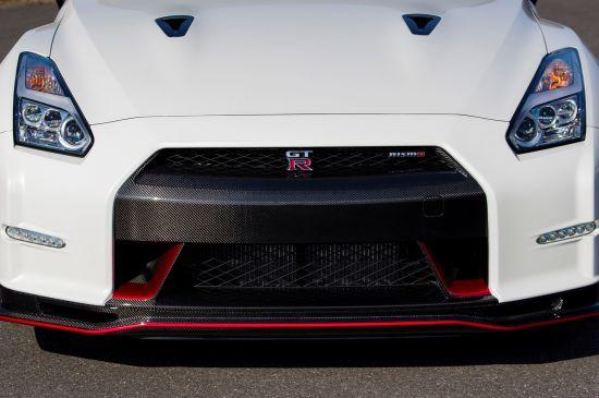 Nissan GT-R Nismo EU-Spec
