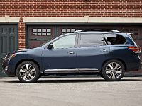 2014 Nissan Pathfinder Hybrid, 2 of 15