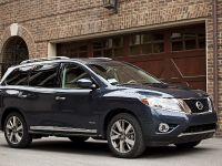 2014 Nissan Pathfinder Hybrid, 3 of 15