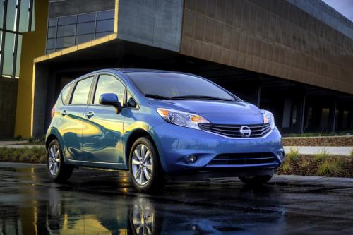 2014 Nissan Versa Note - US Цена, $13,990