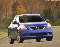 2014 Nissan Versa Sedan, 1 of 12