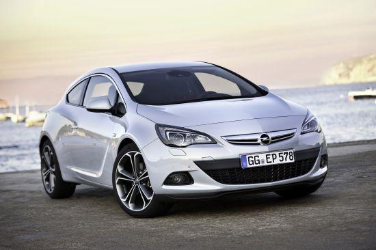 Opel Astra GTC 1.6 CDTI