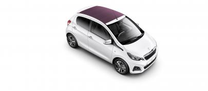 Peugeot 108 (2014) - picture 4 of 10