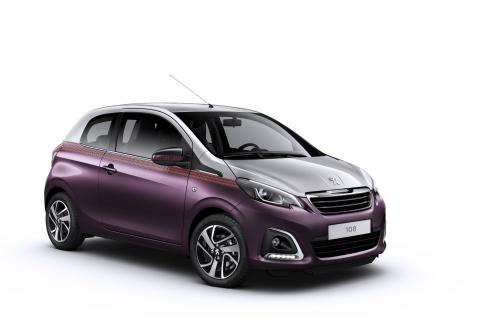Peugeot 108 (2014) - picture 1 of 10