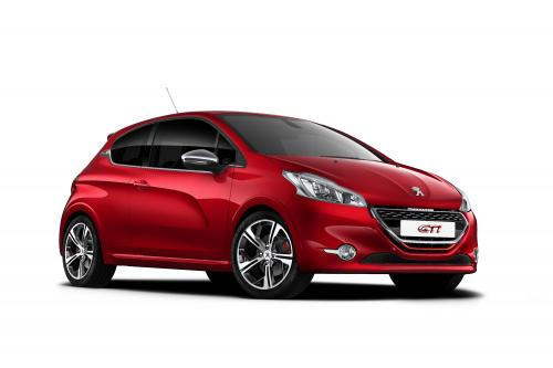 Peugeot 208 GTi (2014) - picture 1 of 7