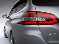 2014 Peugeot 308 SW , 12 of 16