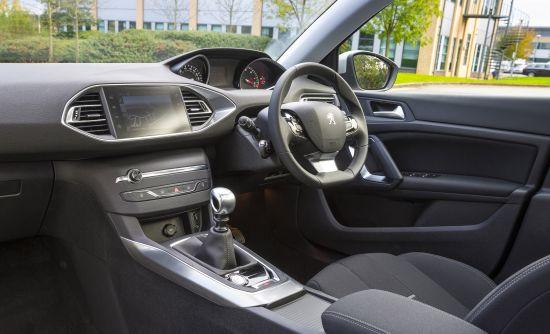 Peugeot 308 UK