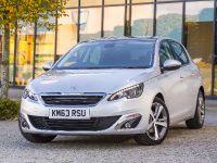 2014 Peugeot 308 UK , 1 of 3